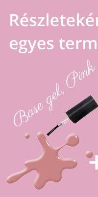 Base gel, Pink